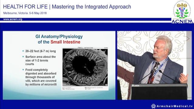 Good health begins in the GIT Emerging science behind the maxim Dr Robert Rountree