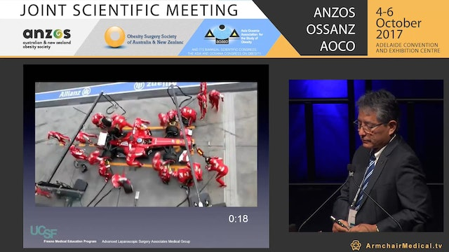 Optomising surgical outcomes - Clin Prof Kelvin Higa