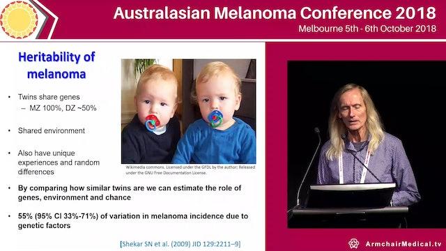 Germline predictors of melanoma development Nick Hayward