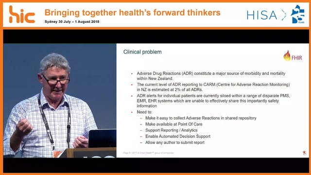clinFHIR A tool for clinicians and business analysts Dr David Hay