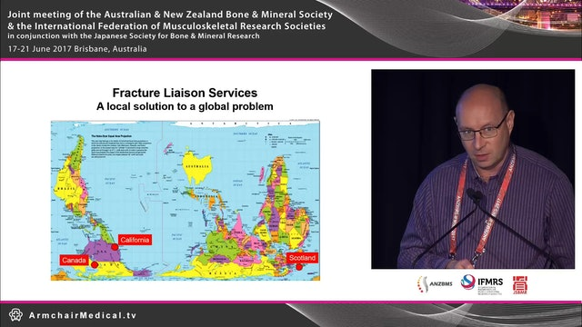 Fracture Liason Services A Global perspective Paul Mitchell