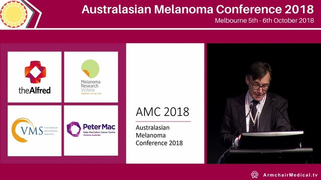 Epidemiological Trends in Melanoma David Whiteman
