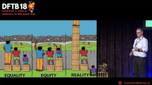 Inequalities in healthcare Andrew McDonald