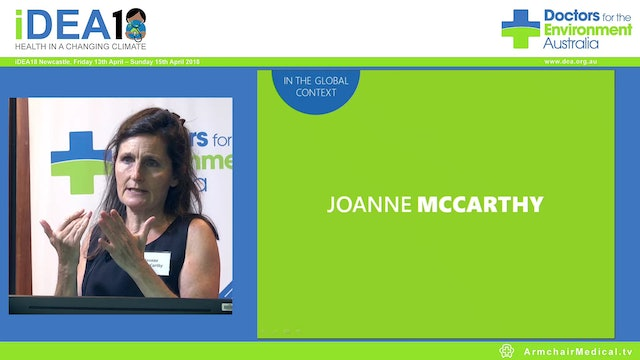 Getting the message out - a Journalists Perspective Joanne McCarthy Journalist The Newcastle Herald