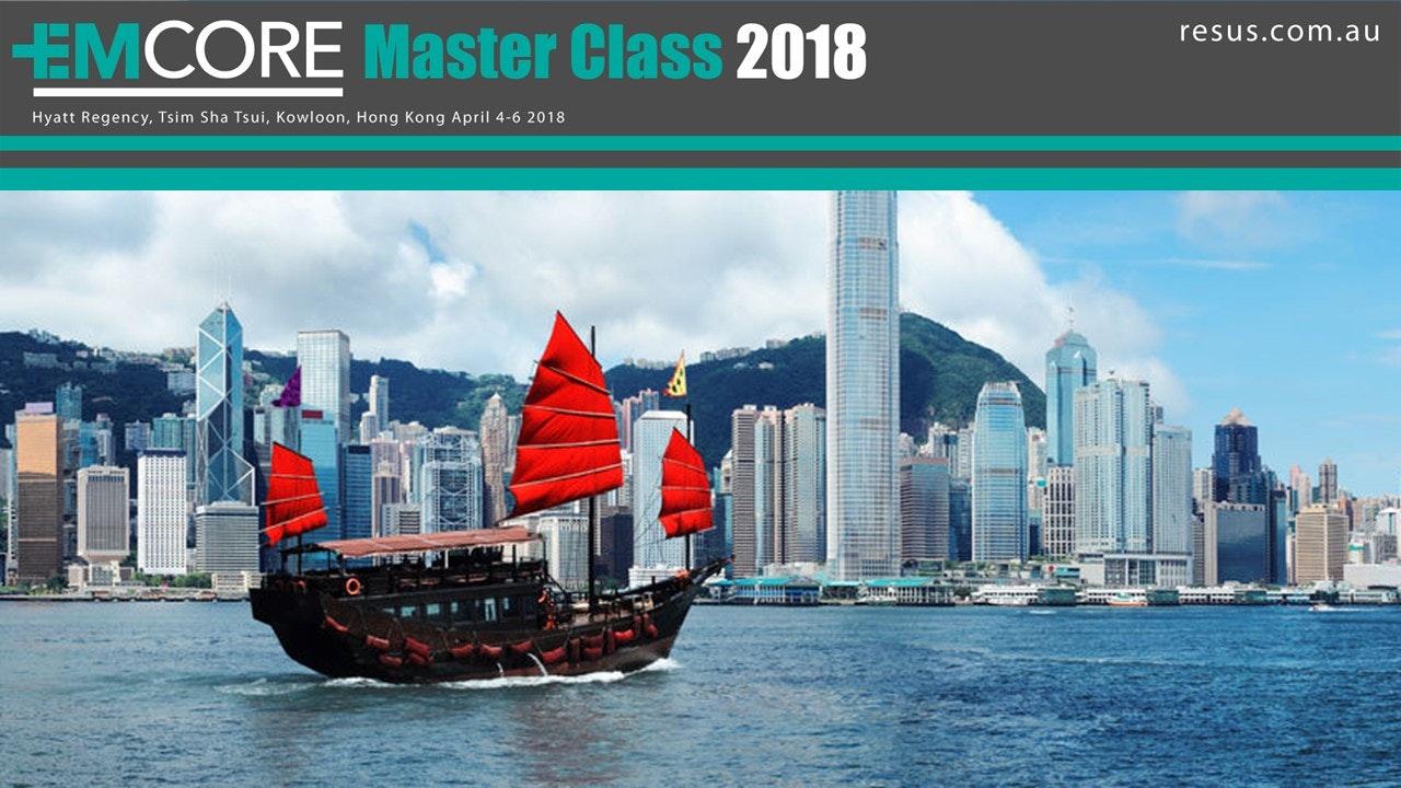 EMCORE HK MASTERCLASS 2018
