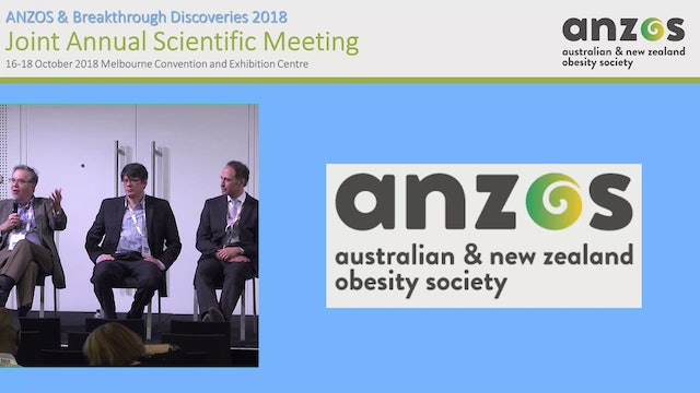 Challenges and synergies in obesity and metabolic disease Panel Discussion
