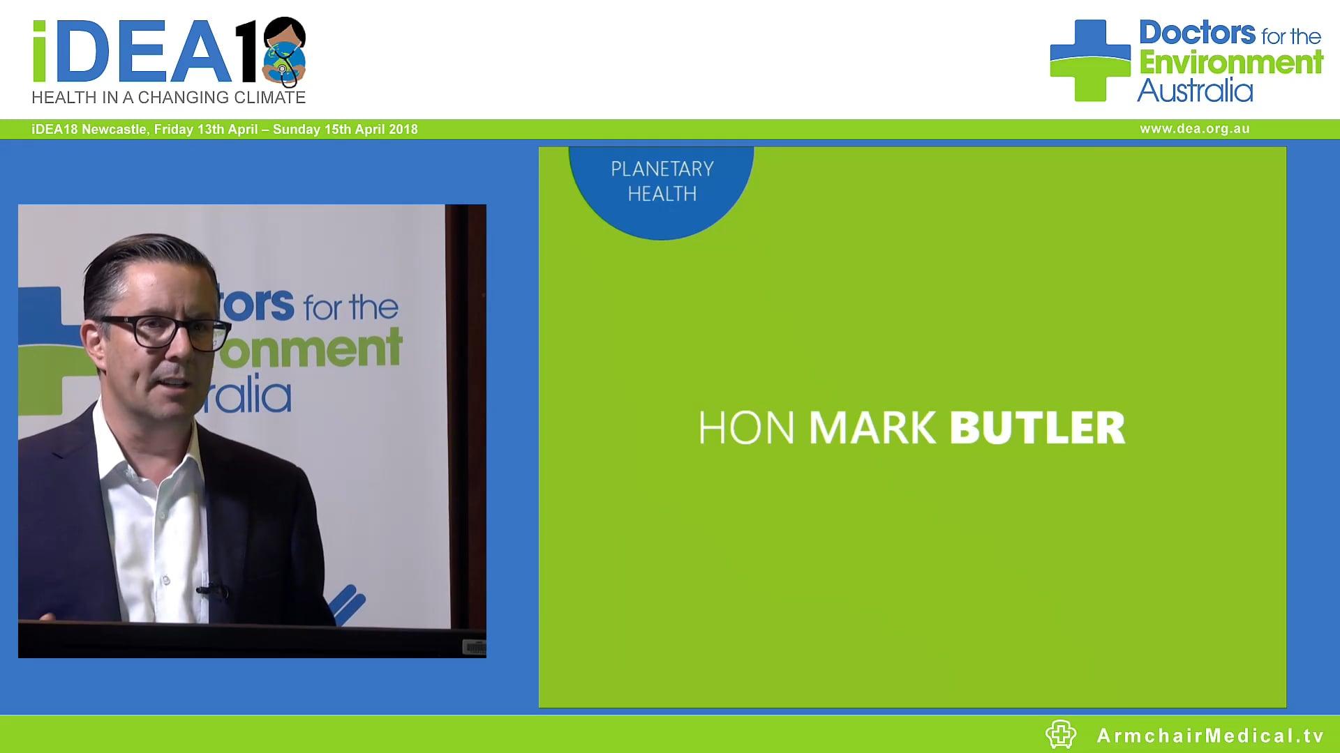 Hon Mark Butler