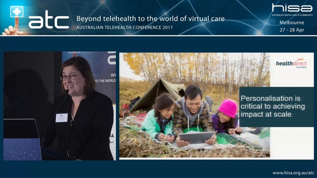 Virtual care - the force multiplier Wendy Carroll