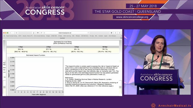 Melanoma Staging Update What investigations and when Dr Victoria Mar
