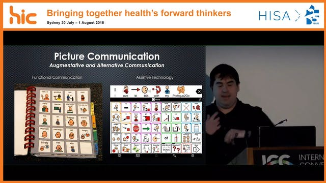 Designing a chat-bot for non-verbal children on the autism spectrum Dr David Ireland