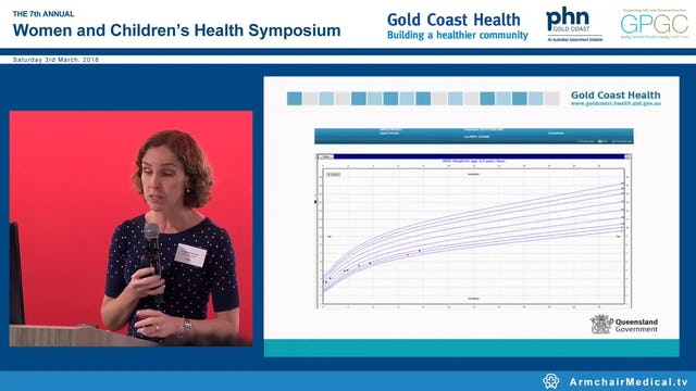 Growth in babies - Growth charts untangled Dr Jennifer Deacon & Jacqui Wilcox