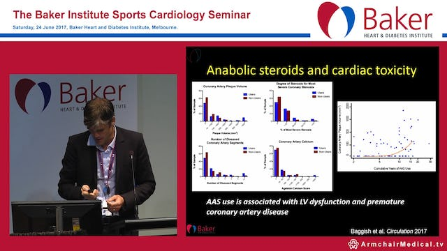 Drugs in sport effects on the cardiovascular system and novel solutions Assoc Prof André La Gerche
