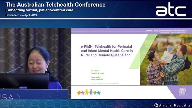 e-PIMH Telehealth for perinatal and i...