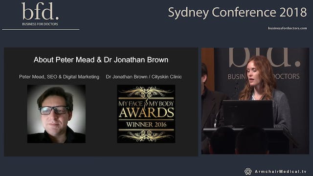 Web design and SEO for Medical Practices Dr Jonathan Brown & Peter Mead
