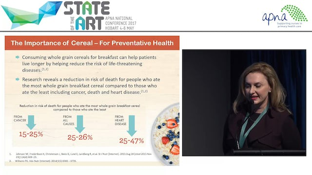 Uncle Tobys Breakfast More than a gut feeling Why breakfast matters for health Anne-Marie Mackintosh & Geraldine Georgeou