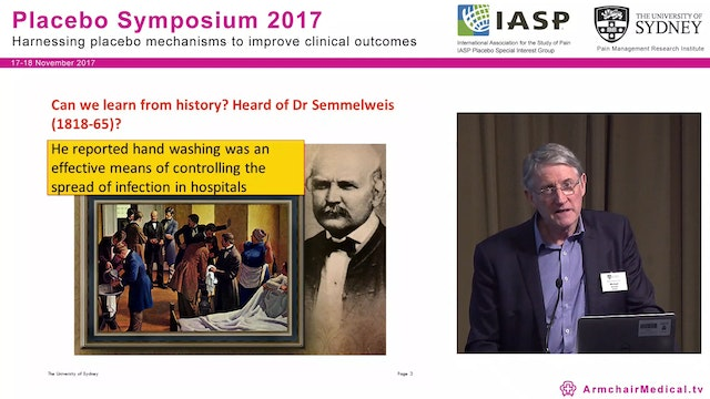 The patient with low expectations – all is not lost! The behavioural element Prof Michael Nicholas