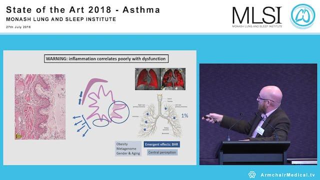 Asthma immuno-pathophysiology Professor Gary Anderson