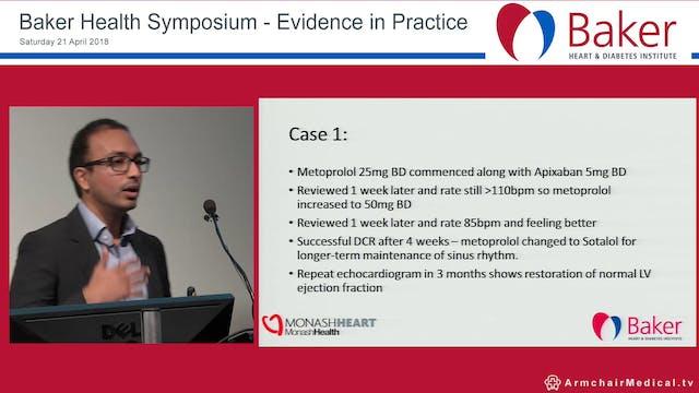 Atrial Fibrillation Case Studies Dr N...
