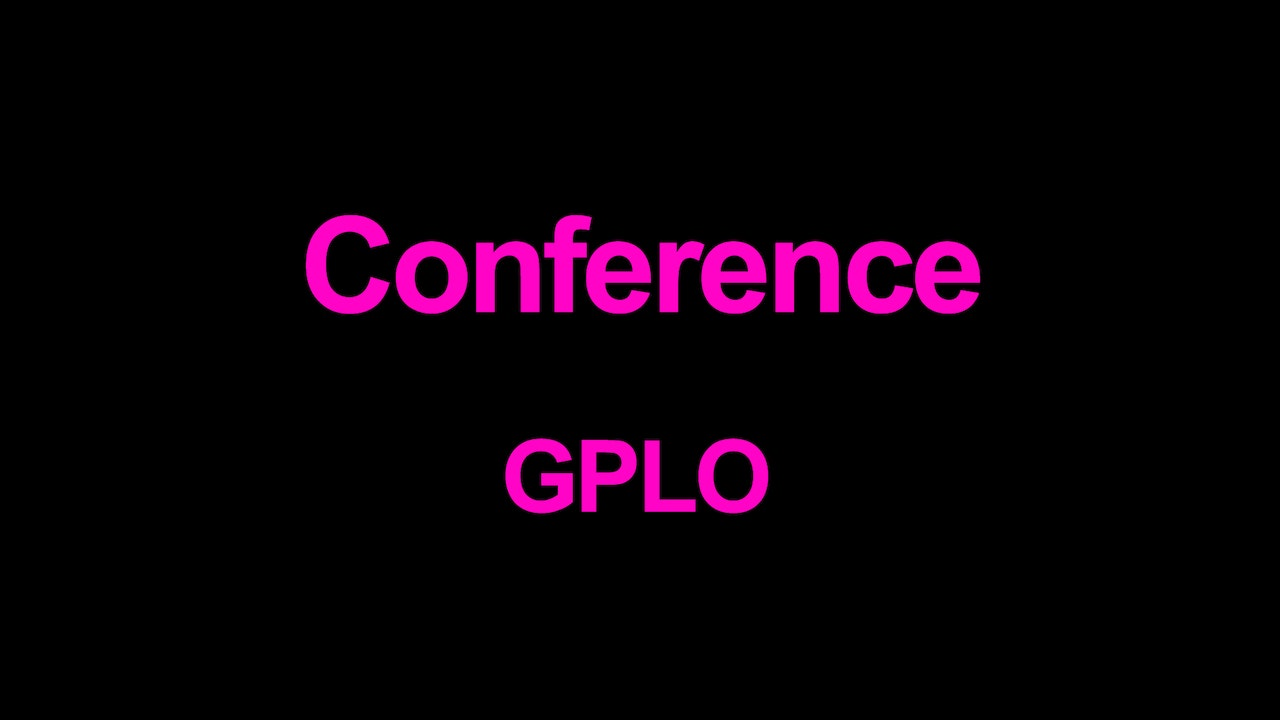General Practice Liaison Officer Conference Blurred