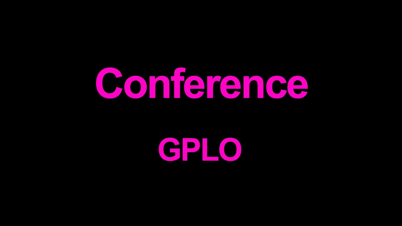 General Practice Liaison Officer Conference