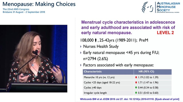 Clinical Trial Update 2018 Dr Sonia Davison