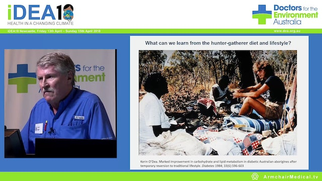 The Epidemiology of Gaia's Disease Prof Garry Egger