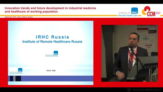 Presentation of the IRHC Russia Estab...