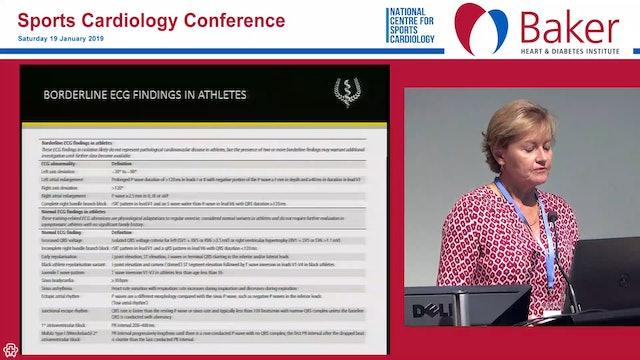 ACSEP Online training modules ECG interpretation in athletes Diana Robinson