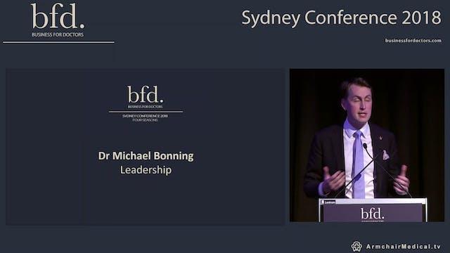 Leadership Dr Michael Bonning