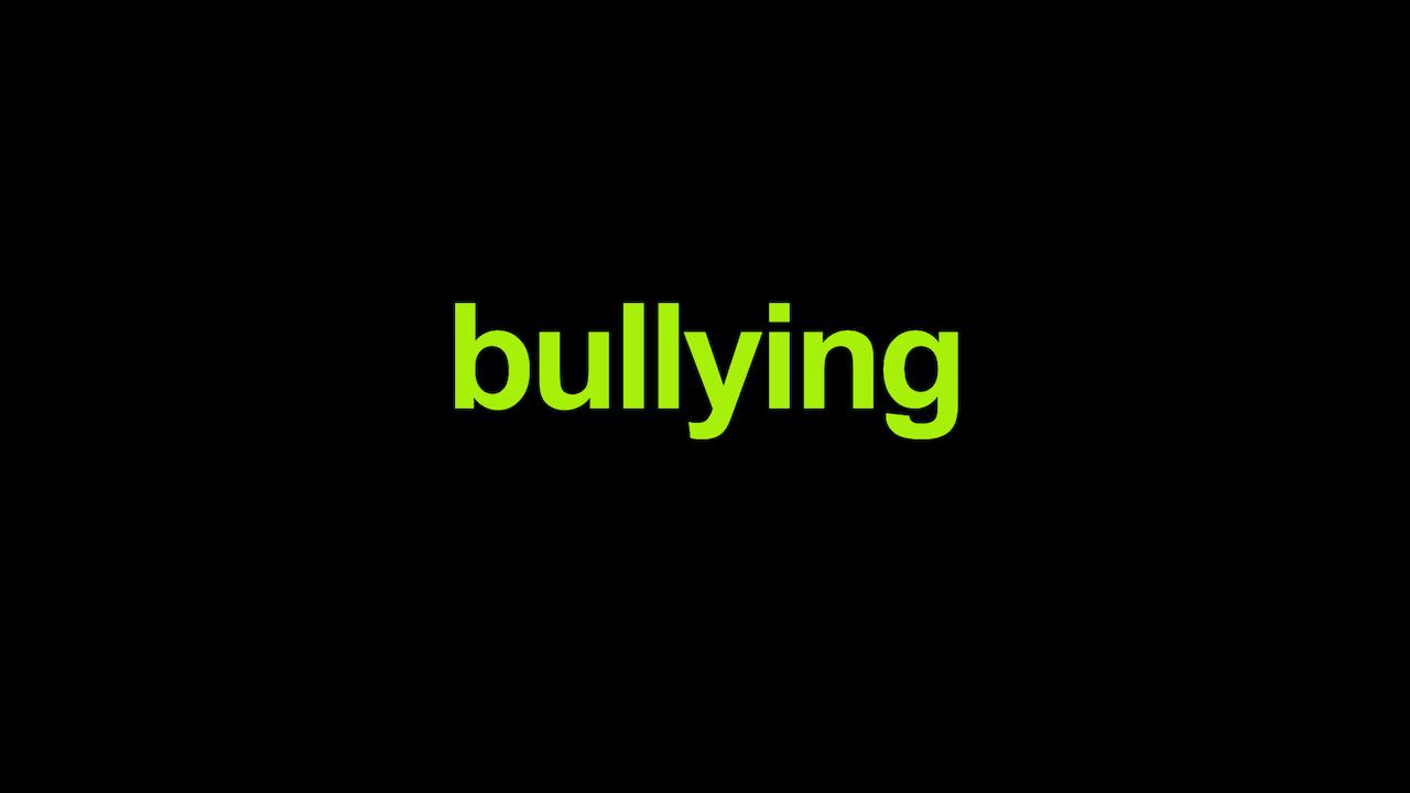 Bullying Blurred