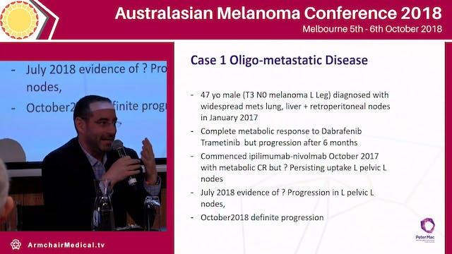 Oligo-Metastatic Disease Clinical Cases