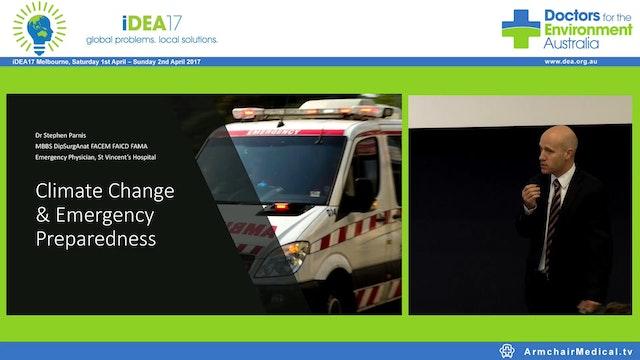 Climate Change & Emergency Preparedne...