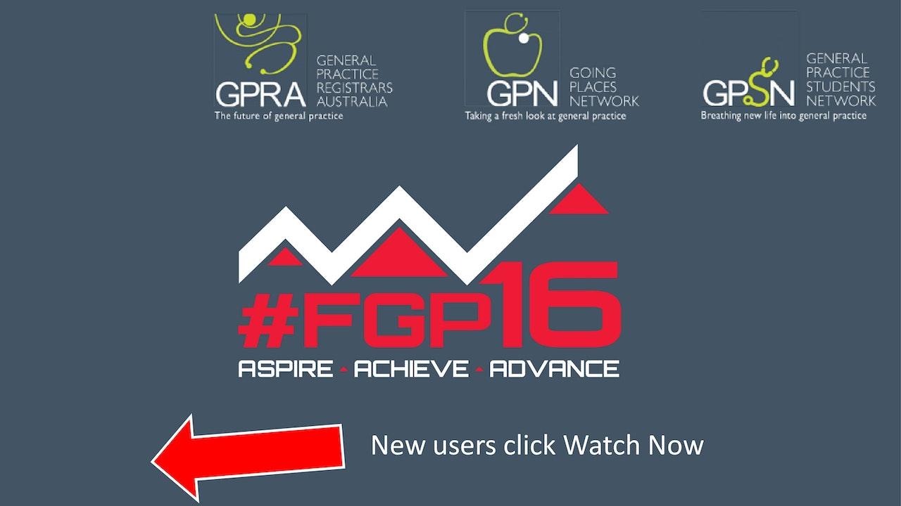 General Practice Registrars Association