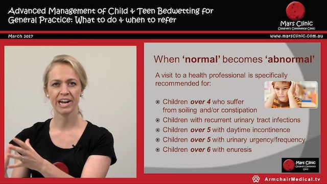 3 Children's Continence Bedwetting Si...