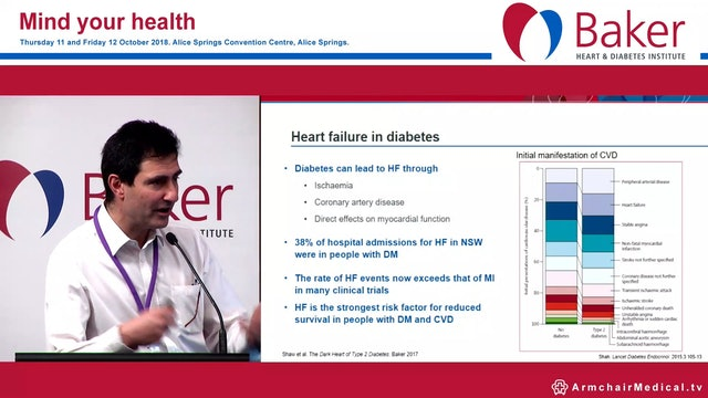 The Dark Heart of Type 2 Diabetes Prof Jonathan Shaw