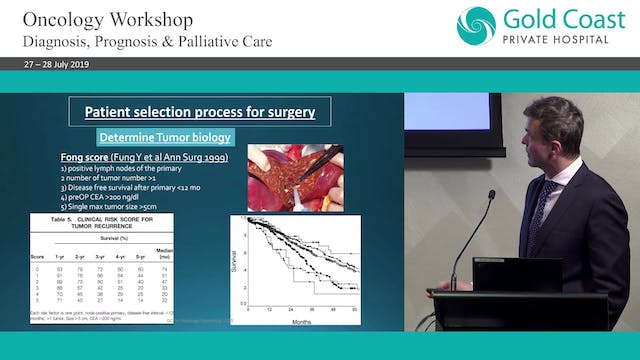 Liver and Pancreas Cancer Assoc Prof Harald Puhalla