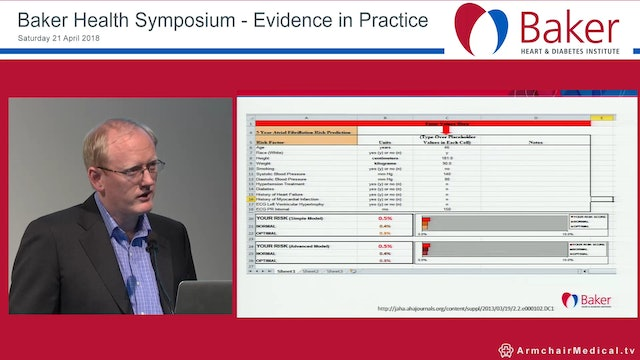 AF management and how to implement a process for AF screening Dr Alex McLellan