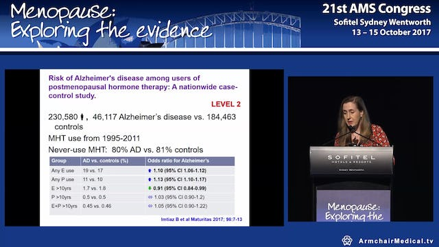 Clinical Trial Update 2017 Dr Sonia Davison
