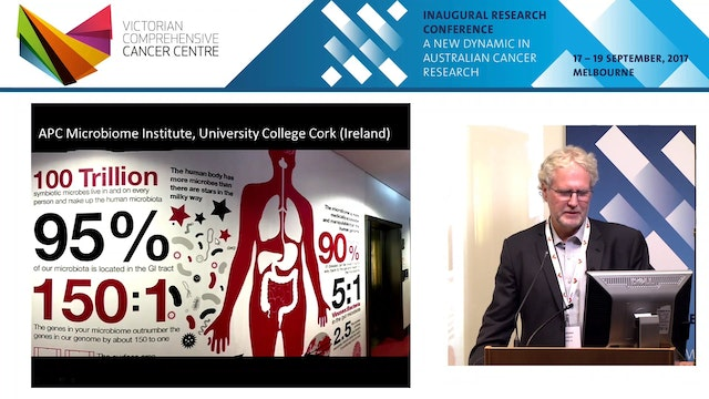 Our microbiome and cancer - Prof Paul...