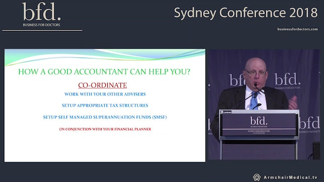Get the most out of your accountant Alan Smith