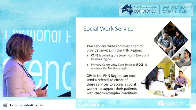 Commissioning a social work service to support GPs Debra Clark SNPHN