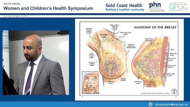 Breast problems and cancer Dr Rafid Alzubaidy