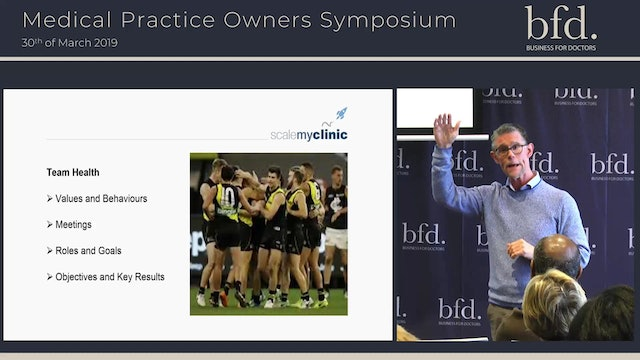 Scale my Clinic Practice Ownership is simple-But not easy Todd Cameron