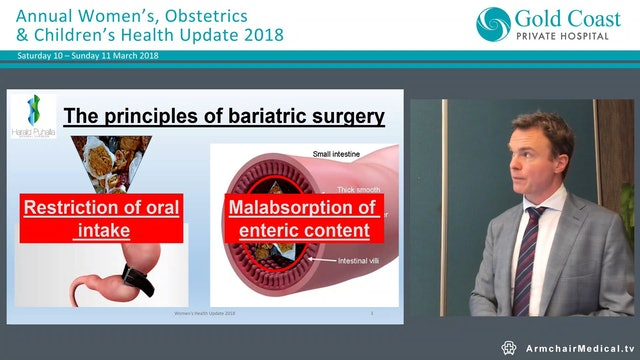 Women after Bariatric Surgery Benefits, Trade-offs, Outcomes Assoc Prof Harald Puhalla, General & Bariatric Surgeon