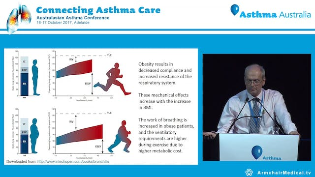 The breathless patient - when it is not asthma Exercise related breathlessness Prof Hubertus Jersmann