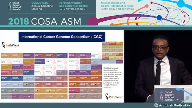 Integrating genetic and genomic testing into the routine pathology workflow - Benhur Amanuel