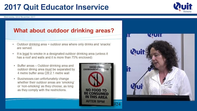 Quit Policy Update Kylie Lindorff Pol...
