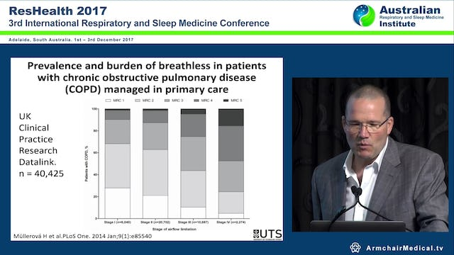Breathlessness in Palliative Care Prof David Currow