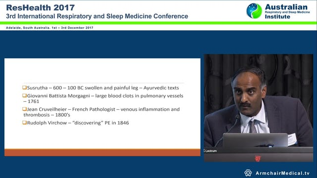Pulmonary Thromboembolism Risk Stratification Which patient should receive Thrombolysis and which patients are suitable for Early Discharge Dr Anand Rose