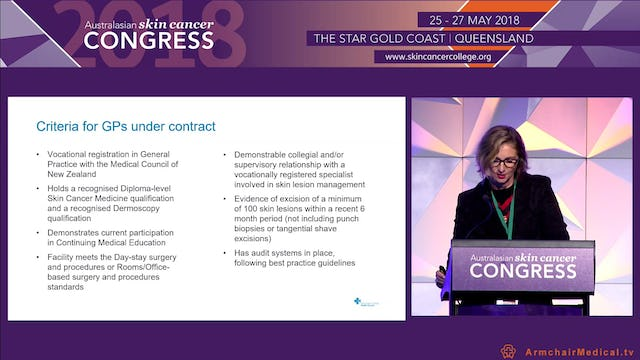 Skin cancer claims in private healthcare in NZ Ms Rebecca Ogilvie